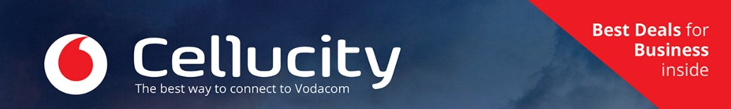 Cellucity, Vodacom dealer South Africa. Supplier of cellphones, cell phone accessories and cellular contracts. Get the best bundles and handset deals online