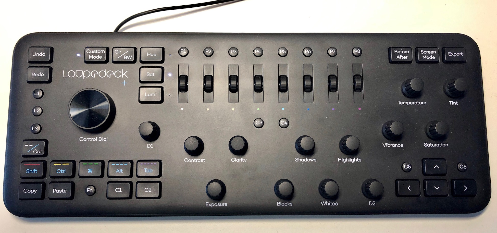 Review The Loupedeck Control Surface And Its Adobe